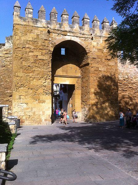 Almodovar Gate - Best Things to Do in Cordoba Spain