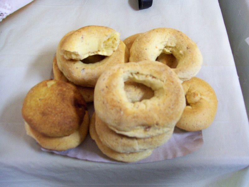 Chipa Paraguay