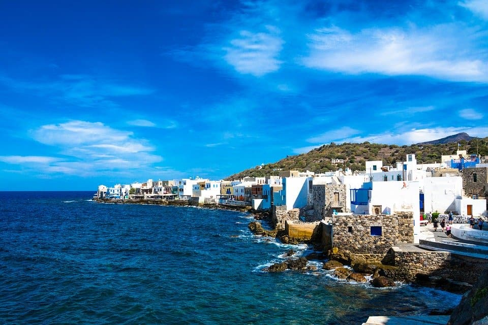 Nisyros - Best Greek Islands