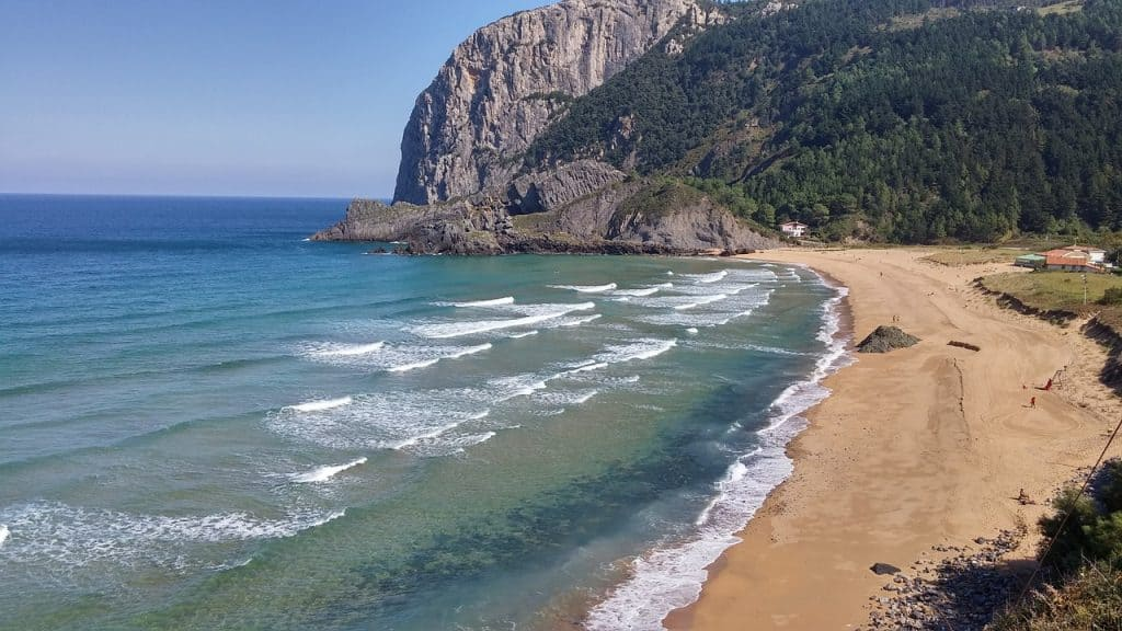 Pechon Beach - Beaches in Northern and Southern Spain