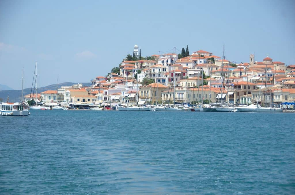 Poros - Best Greek Islands