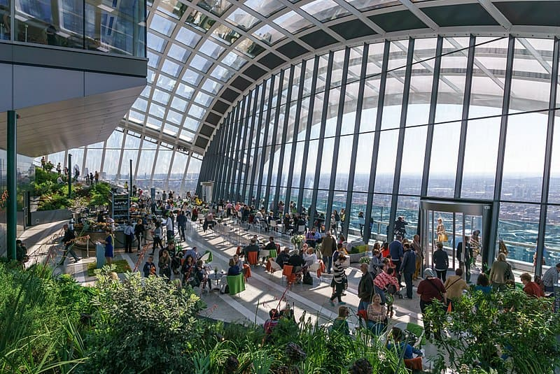 Sky Garden - Things to do in London This Weekend
