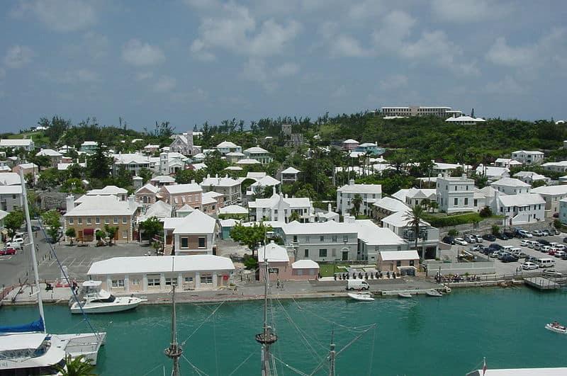 St George town, Bermuda
