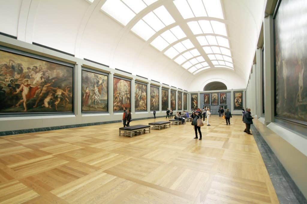 Virtual Tour of a Museum