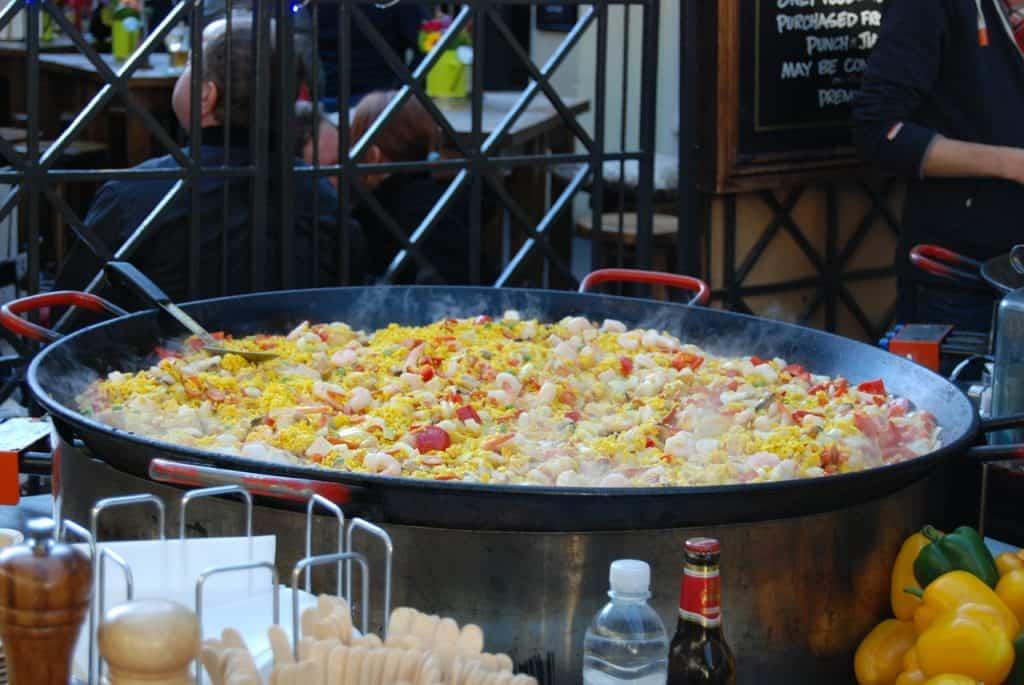 street food - Things to do in London This Weekend
