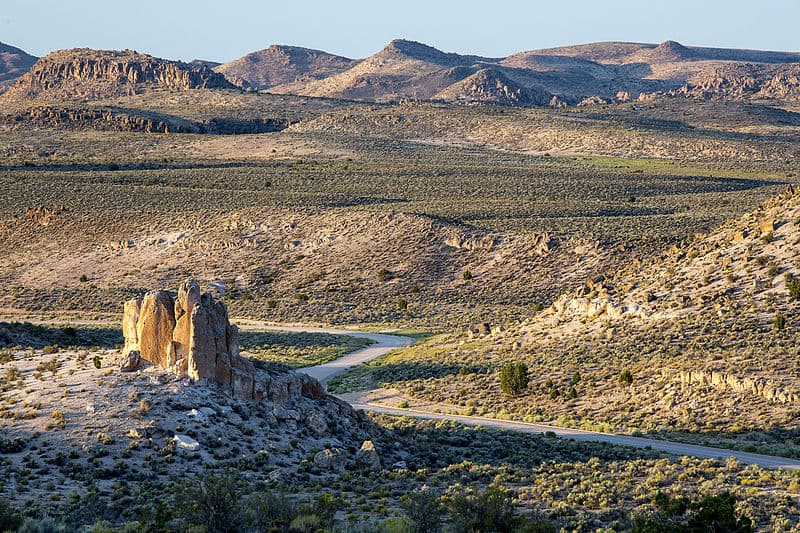 Basin and Range National Monument