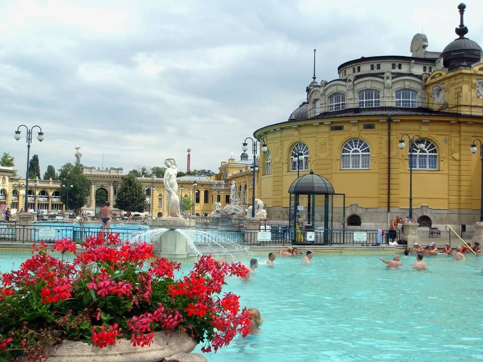 Best Spas and Thermal Baths in Budapest