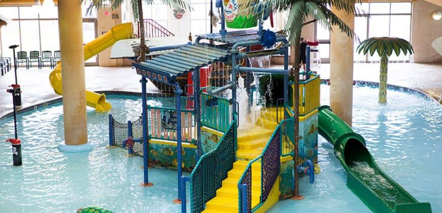 Bridges Bay Resort, Indoor swimming pool near me
