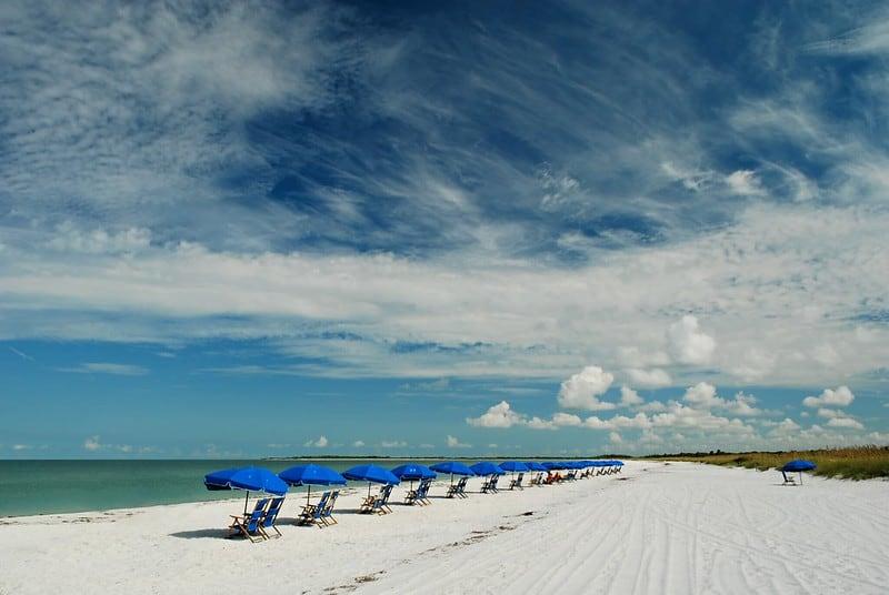 Caladesi Island State Park - Best Beaches Near Orlando Florida