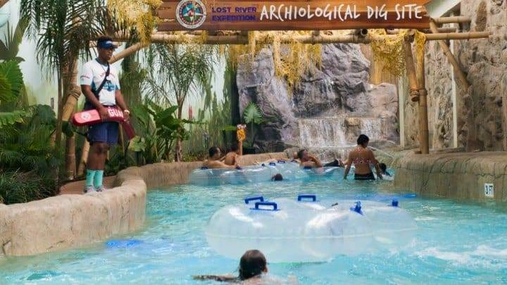 Camelback Lodge & Indoor Waterpark, Indoor swimming near me