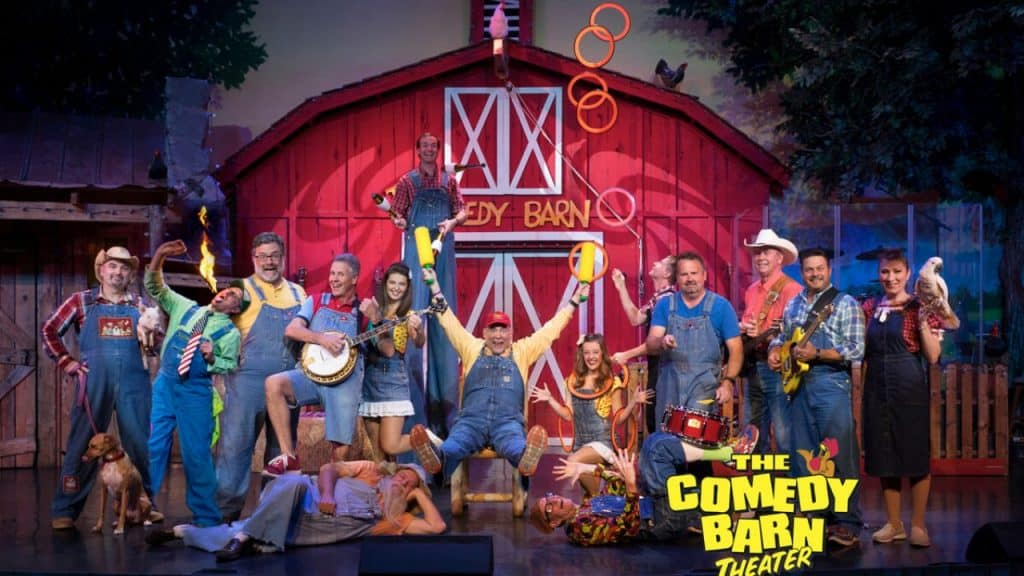 Comedy Barn Theater, Pigeon Forge