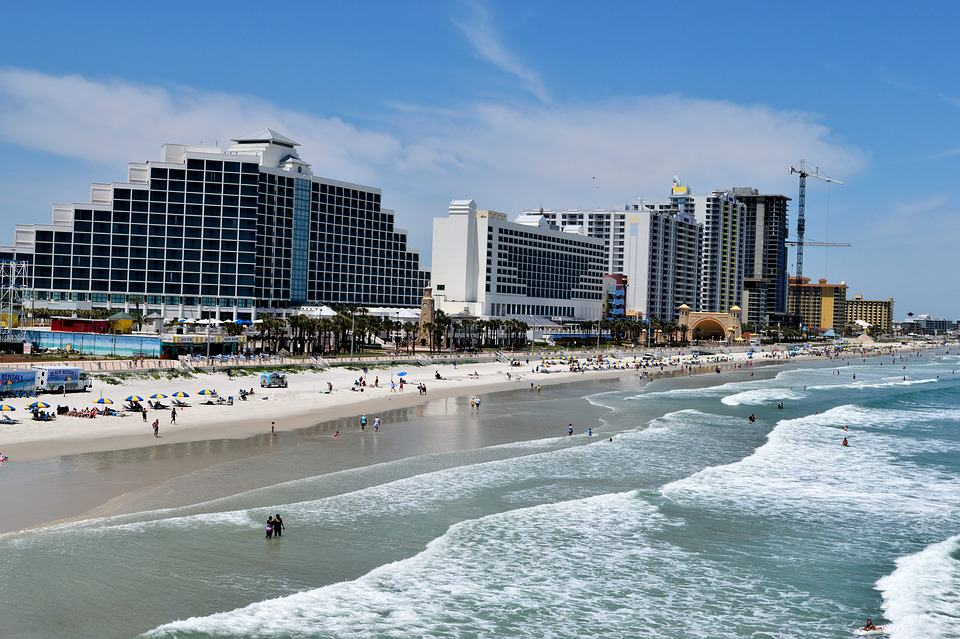 Daytona Beach - Best Beaches Near Orlando Florida