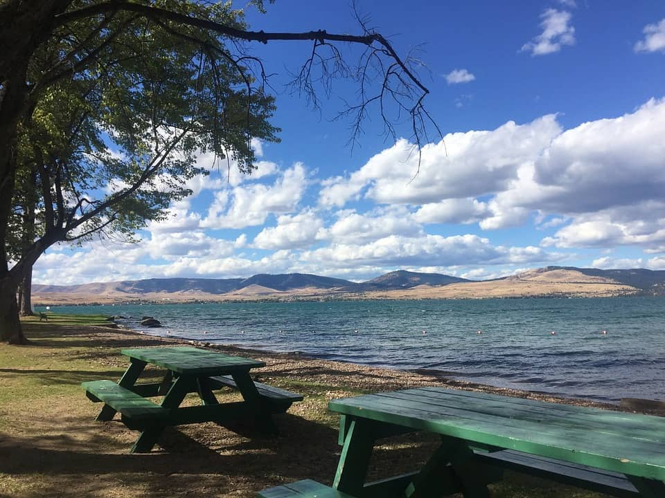 Flathead Lake, Best Swimming Lakes in the USA