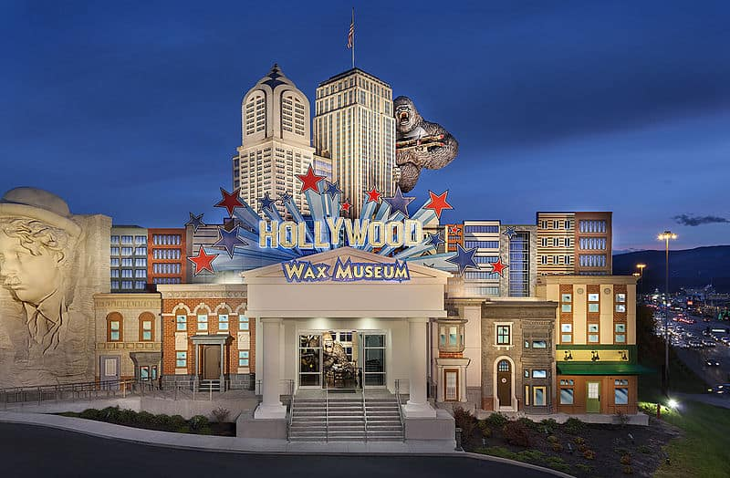 Hollywood Wax Museum, Pigeon Forge