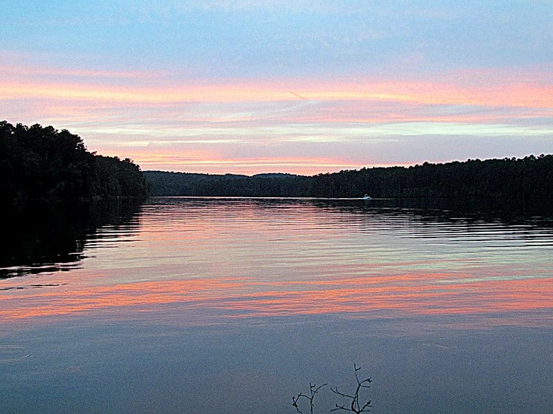 Jordan Lake, Best Swimming Lakes in the USA