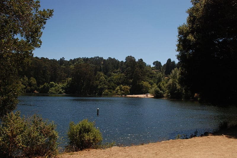 Lake Anza Swimming Lake