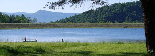 Lake Arrowhead Swimming Lake