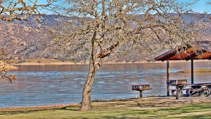 Lake Berryessa, Best Swimming Lakes in the USA