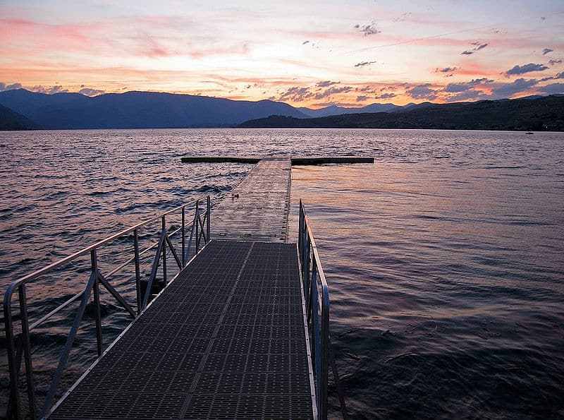 Lake Chelan, Best Swimming Lakes in the USA