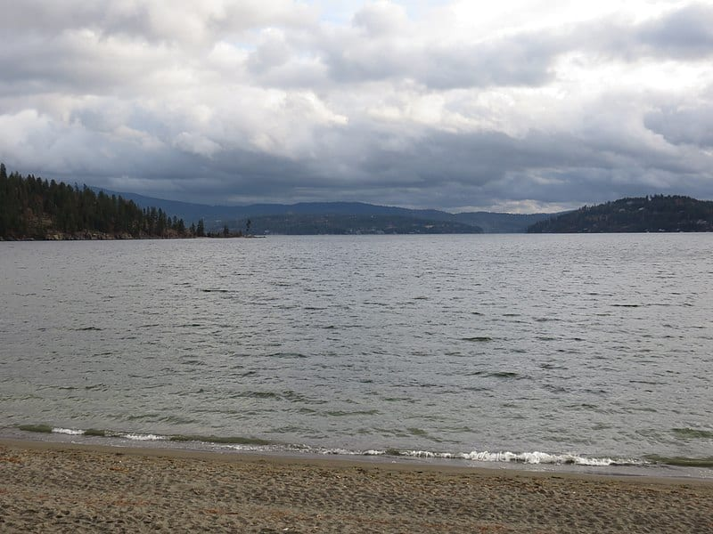 Lake Coeur d'Alene, Best Swimming Lakes in the USA