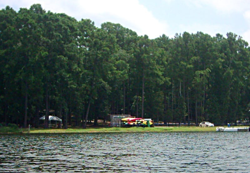 Lake-Conroe, Best Swimming Lakes in the USA