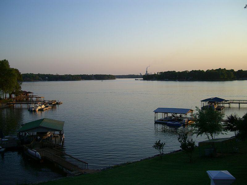 Lake Norman Swimming Lake