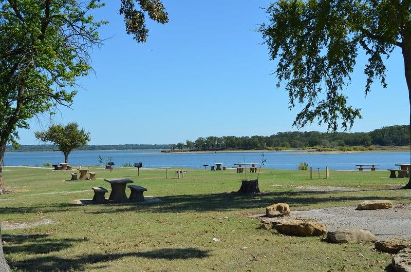 Lake Texoma Swimming Lake