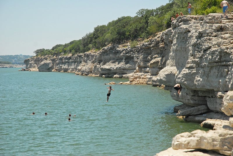 Lake Travis, Best Swimming Lakes in the USA