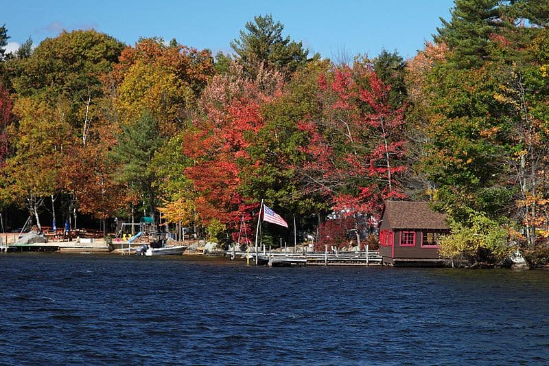 Lake Winnispesaukee, Best Swimming Lakes