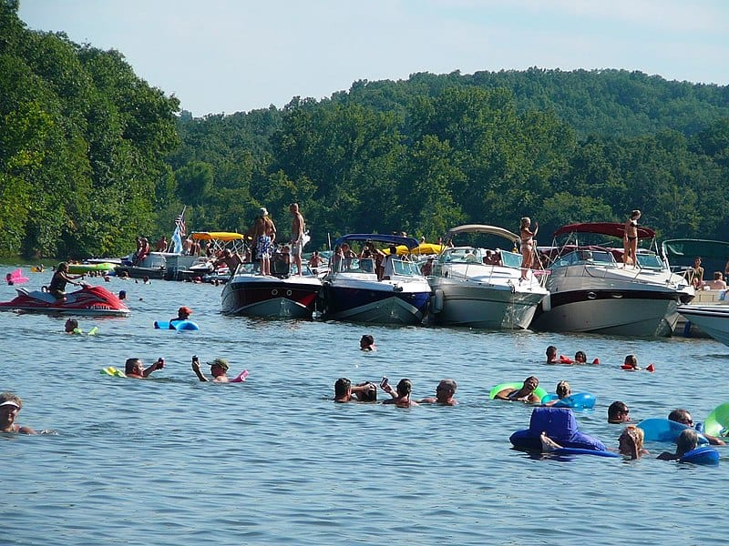 Lake of the Ozarks, Best Swimming Lakes in the USA