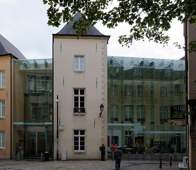 Luxembourg City History Museum