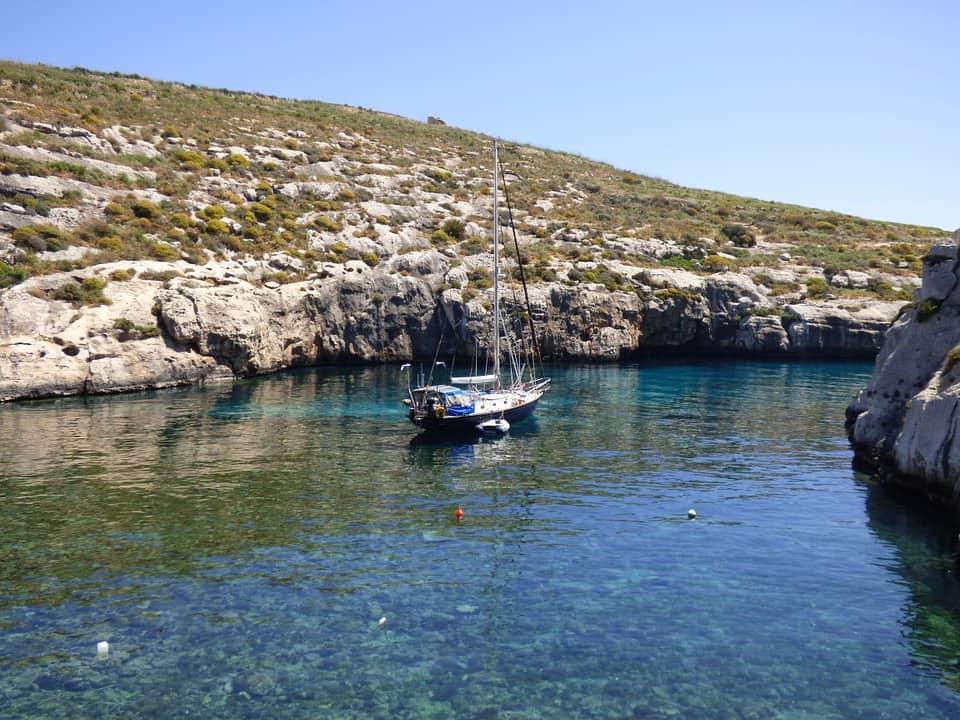 Mġarr ix-Xini, Gozo(Malta)