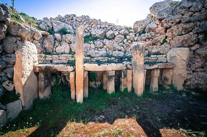 Megalithic Temples, Gozo(Malta)