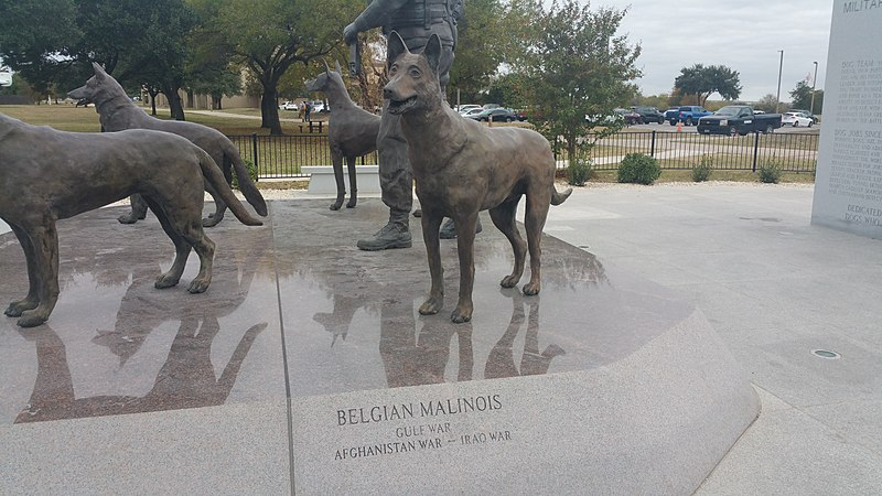 Military Working Dog Teams National Monument