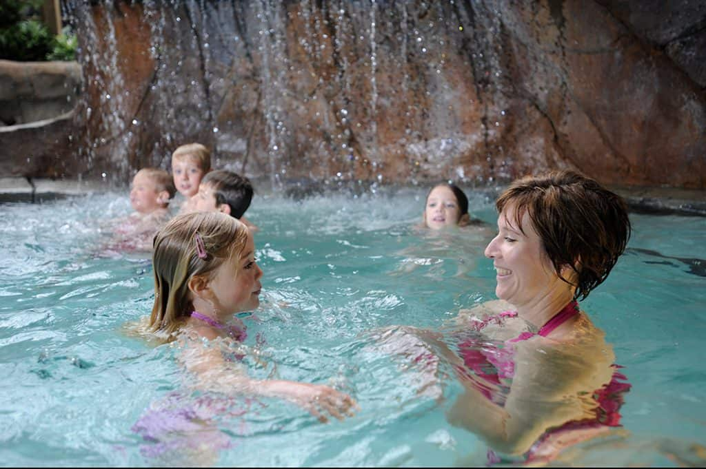 Morning Star Lodge at Silver Mountain Resort, Hotels near me with indoor pools
