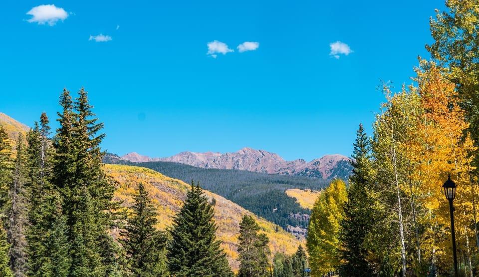 Mountain, Vail
