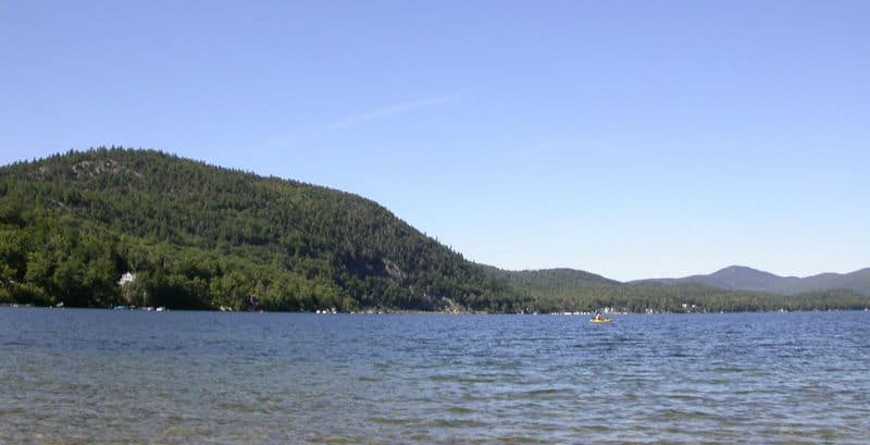 Newfound Lake, Best Swimming Lakes in the USA