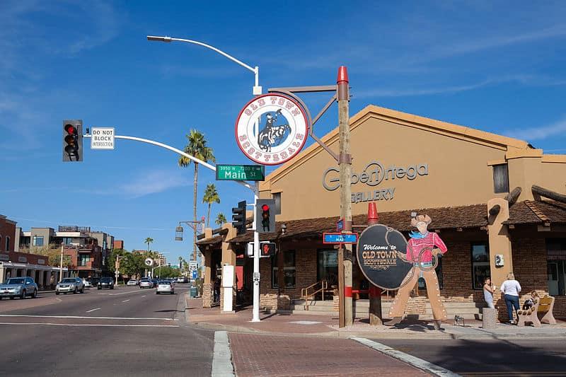 Old Town (Scottsdale, Arizona)