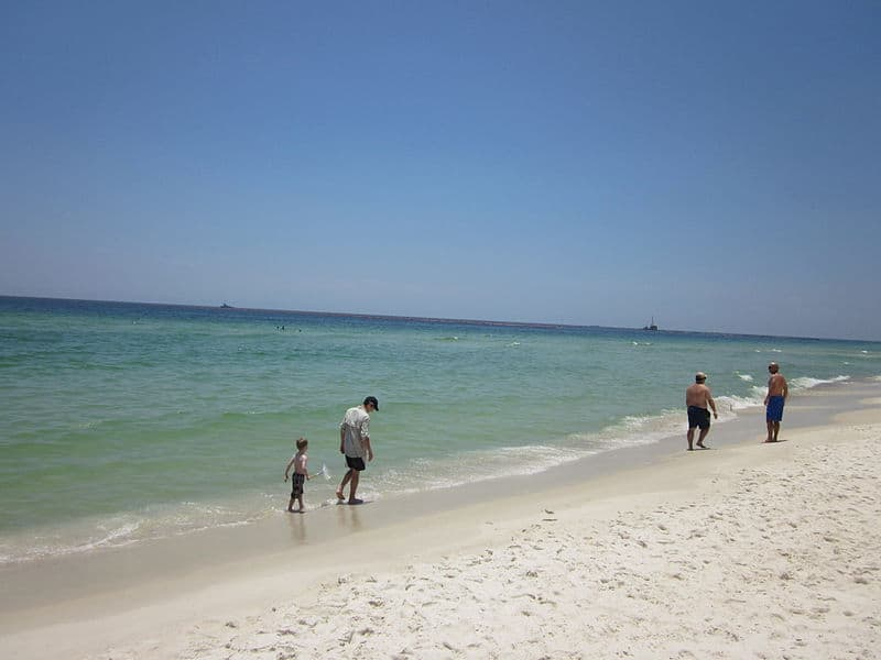 Orange Beach, Alabama..