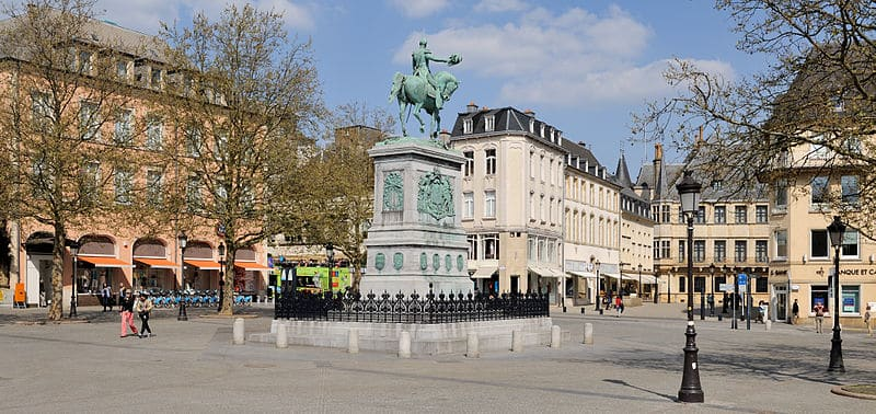 Place Guillaume, Luxembourg