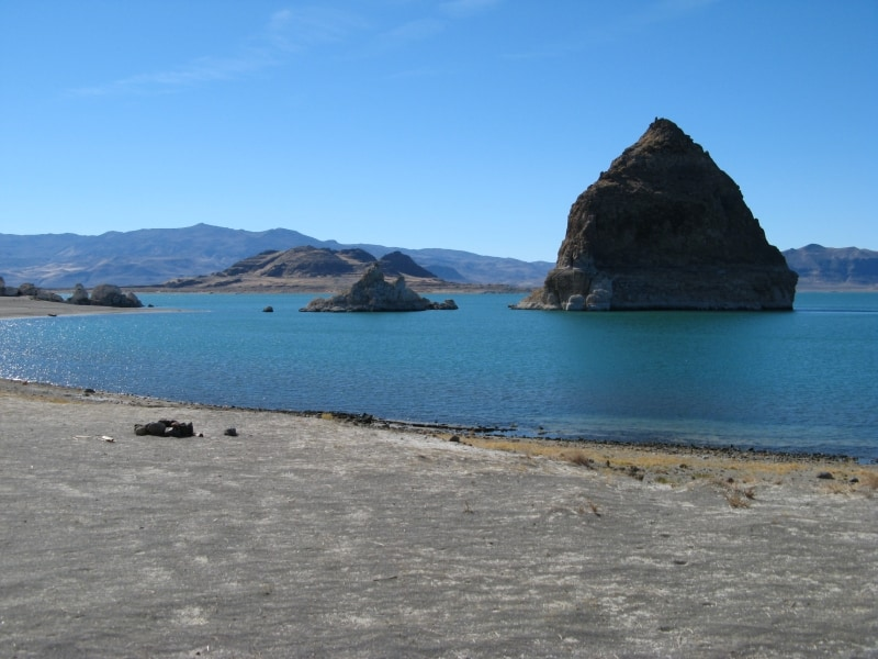 Pyramid Lake, Best Swimming Lakes in the USA