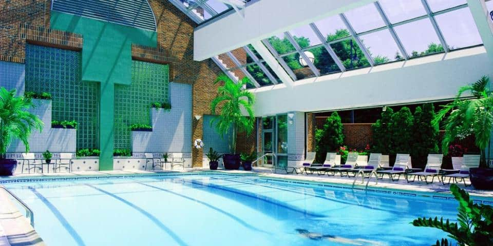 Royal Sonesta Boston, Hotels with swimming pools near me