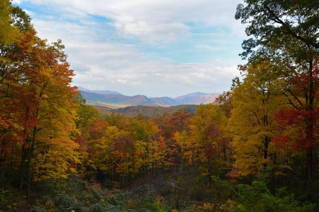 Smoky Mountains National Park, Pigeon Forge