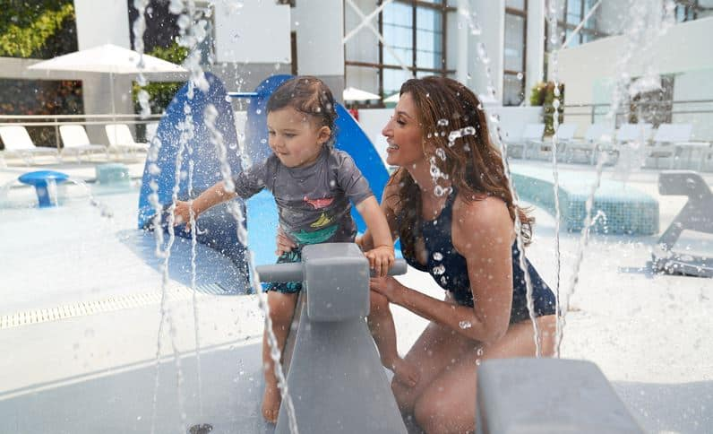 SoundWaves at Gaylord Opryland Resort, Hotels with indoor swimming pools near me