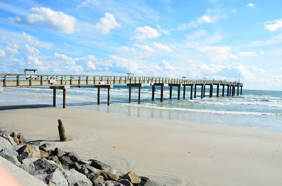 St. Augustine Beach - Best Beaches Near Orlando Florida