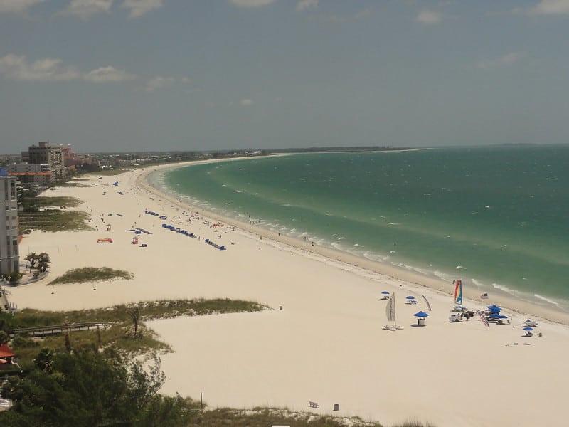 St. Pete Beach - Best Beaches Near Orlando Florida