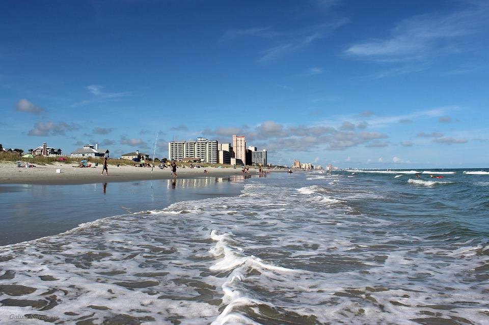 Free or Nearly Free Things to Do in Myrtle Beach with Kids
