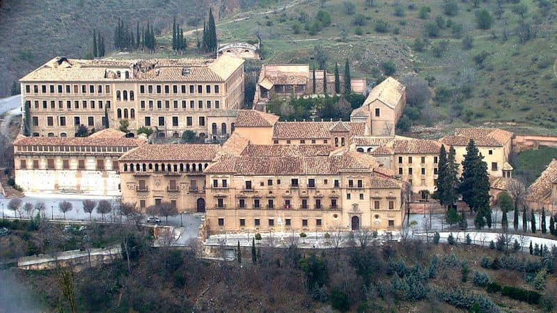 Abadia Del Sacromonte - Granada, Spain