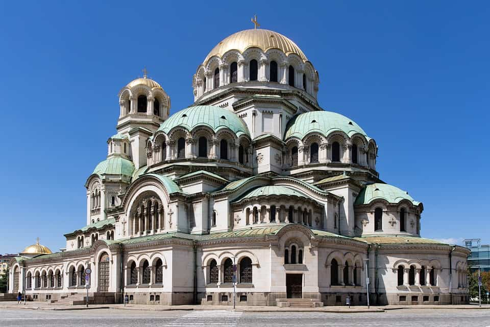 Alexander Nevsky Cathedral - Guide for Sofia, Bulgaria