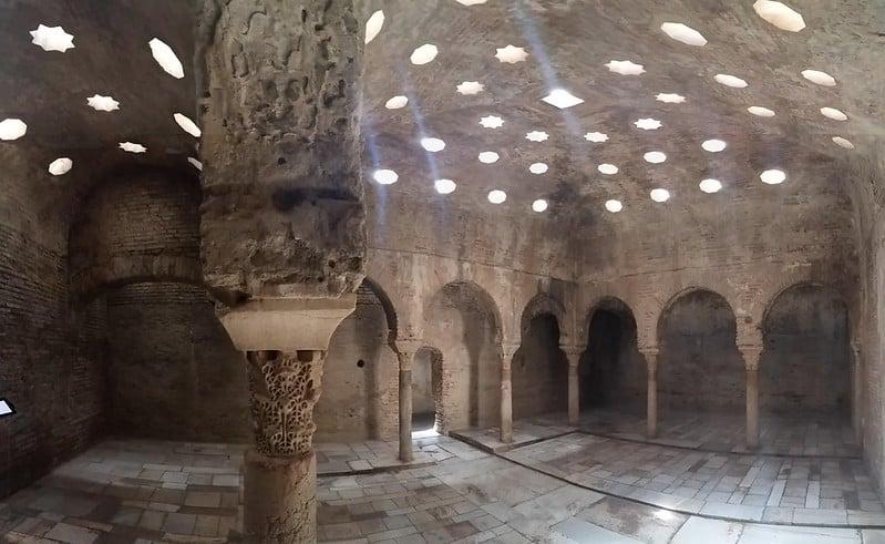 Banuelo Arabic Baths